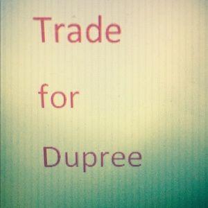 Tradefor Dupree